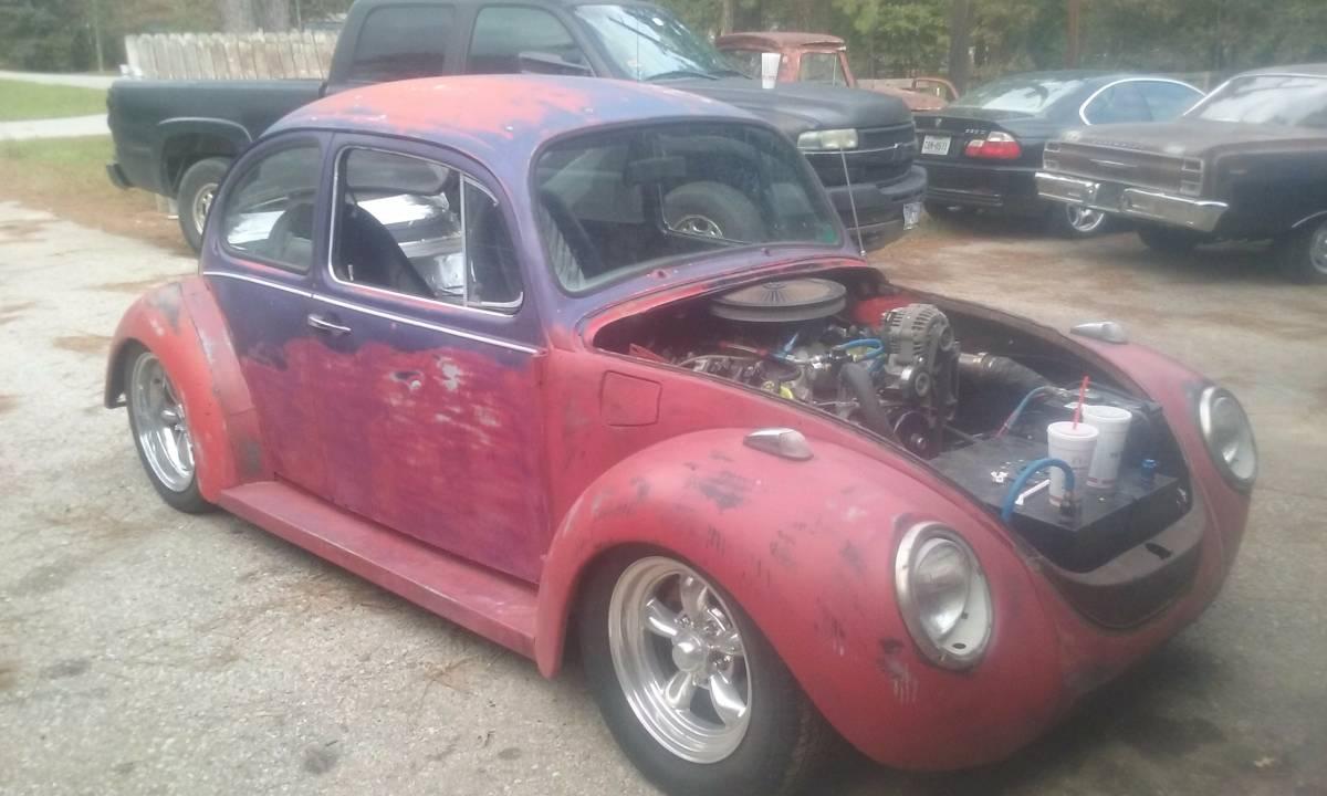 Daily Turismo: Type LS1: 1969 Volkswagen Beetle V8