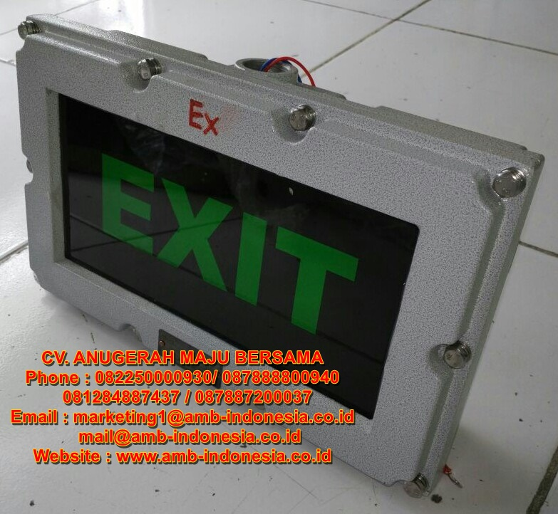 Explosion Proof Equipment Lighting Jakarta: Lampu