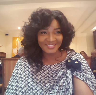 Omotola shares photos from her birthday celebration in South Africa
