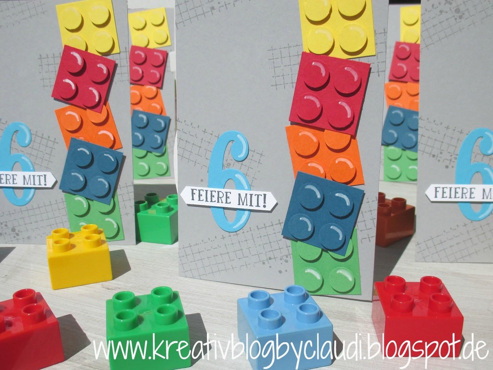 Ninjago Einladung Basteln: Kreativ Blog By Claudi: Lego-Einladungen