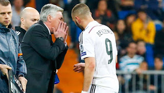 Benzema in Napoli with Ancelotti?