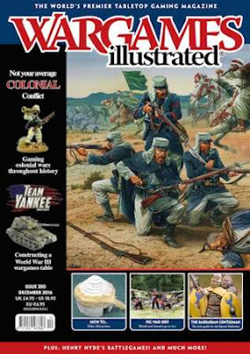 Wargames Illustrated 350, December 2016