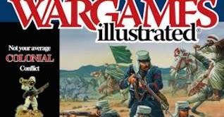 10mm Wargaming Wargames Illustrated 350 December 2016