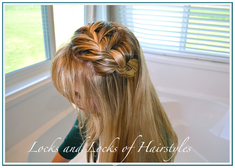 Locks And Locks Of Hairstyles Quick And Easy Video Tutorials 3