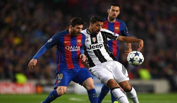 Prediksi Barcelona vs Juventus Liga Champions