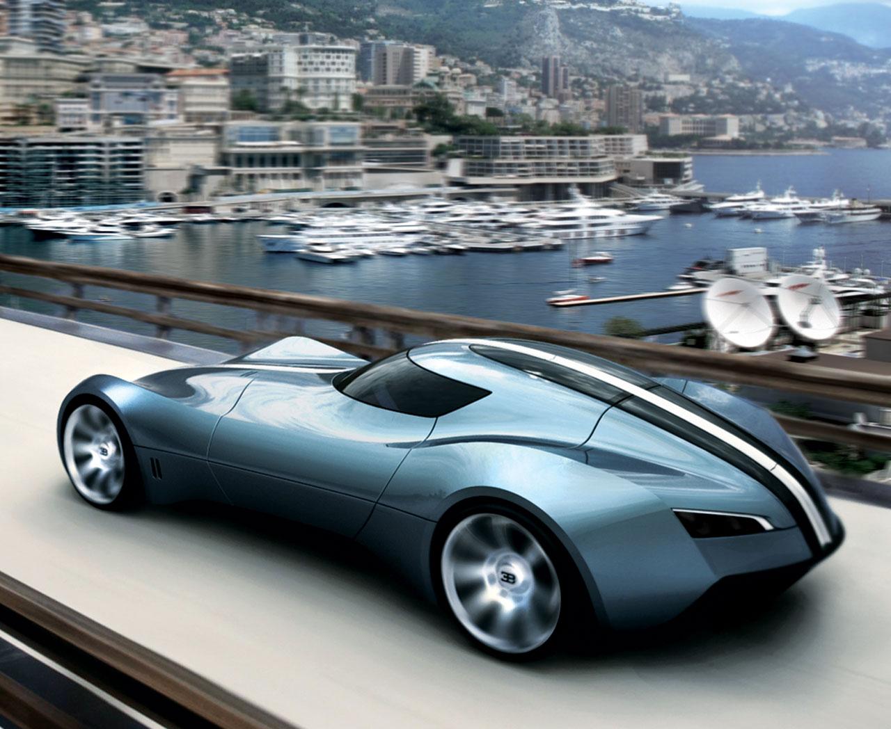 Loveisspeed Bugattİ Aerolithe Concept