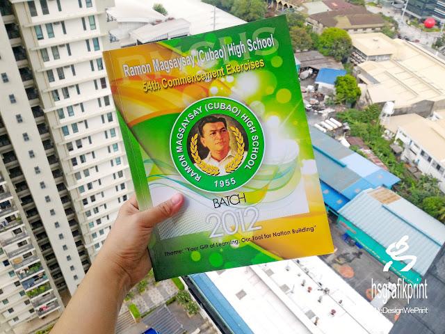 [YEARBOOK] Ramon Magsaysay High School 2012