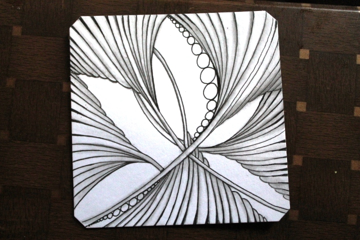 Ruutz Zentangle Shaded