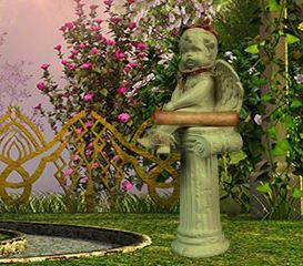 365Escape Elf Garden Esca…