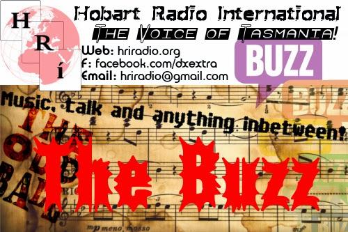 Hobart Radio International Shortwave: March 2015