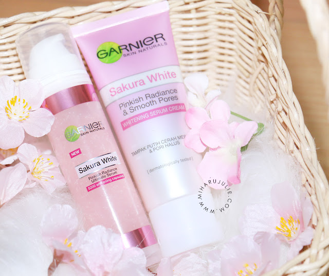garnier Sakura White Pinkish Radiance & Smooth Pores