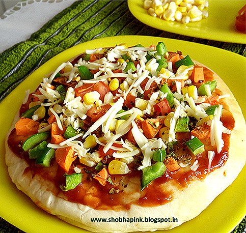 Veg Cheese Pizza