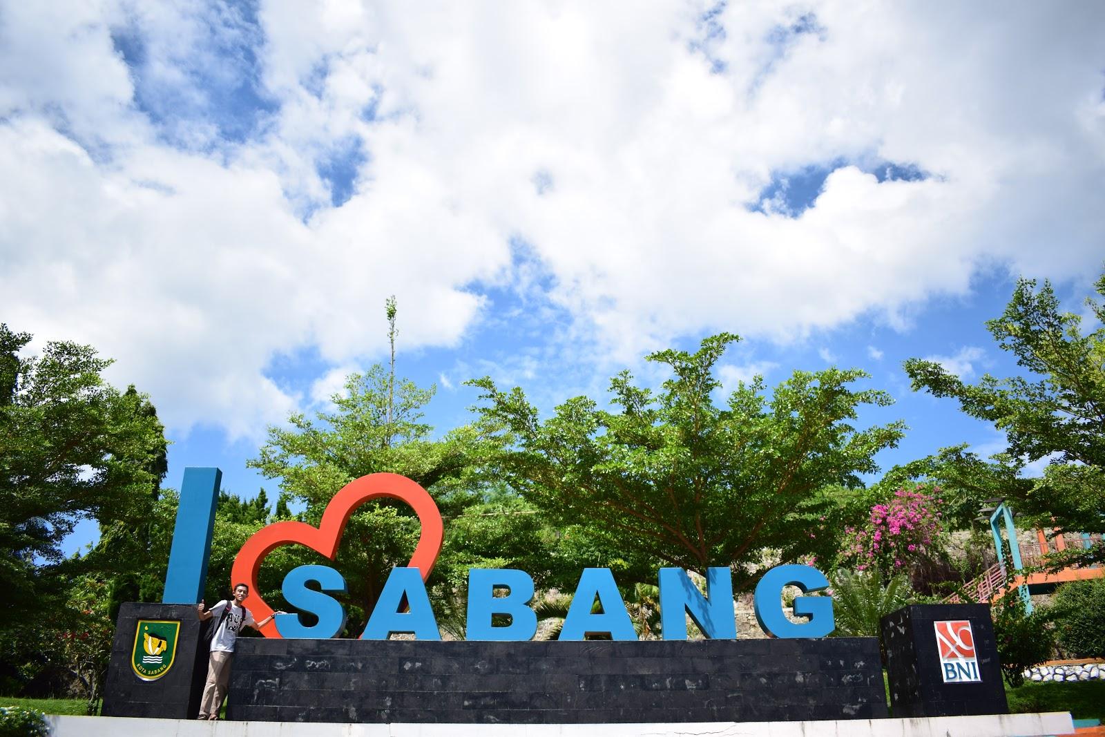 landmark sabang