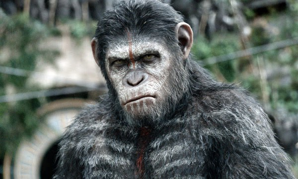 """""""El amanecer del planeta de los simios"""" (Matt Reeves, 2014)"""