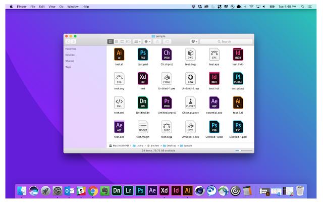 Adobe-nuevo-lenguaje visual-nuevos-iconos-2017