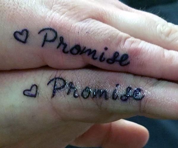 Tattoos Design Ideas: 32 Best friend tattoos - Matching tattoo ...
