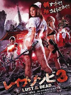 Film Semi Rape Zombie Lust of the Dead 3 (2013) Subtitle Indonesia