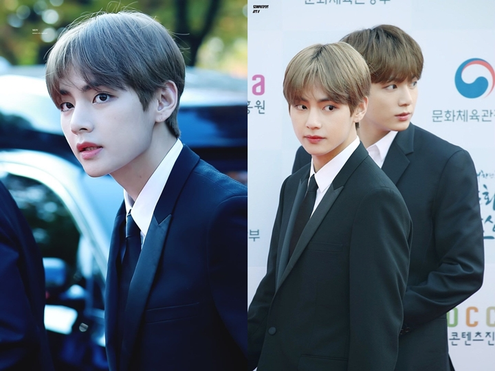 V Bts Is Ridiculed By Hair Loss Netters Don T Accept It Korean