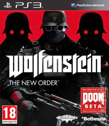 Wolfenstein The New Order PS3 Español Región EUR