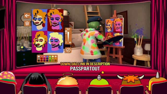 Passpartout The Starving Artist Free Download