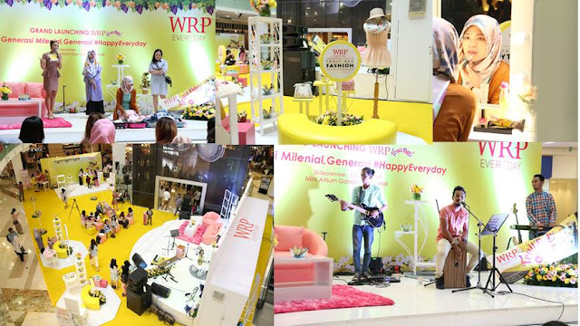 petra sihombing, wrp everyday, jakarta event, gandaria city, gandaria city mall