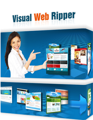 Visual Web Ripper 3.0.16 poster box cover