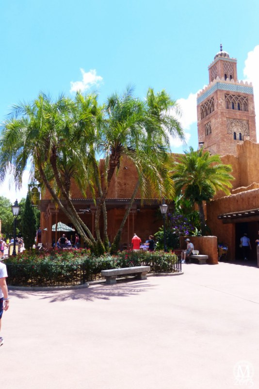 Morocco Pavilion – Epcot World Showcase | Back To The Magic 2013