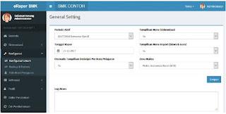 Panduan Menggunakan Referensi Aplikasi E-Rapor SMK 2018 Terbaru