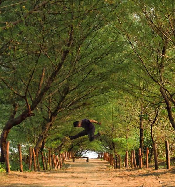 Jogjalan-Jalan Ke : Goa Cemara Jump