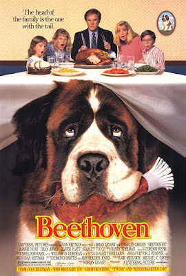 Beethoven 1992 Dual Audio Hindi Full Movie Download in BluRay