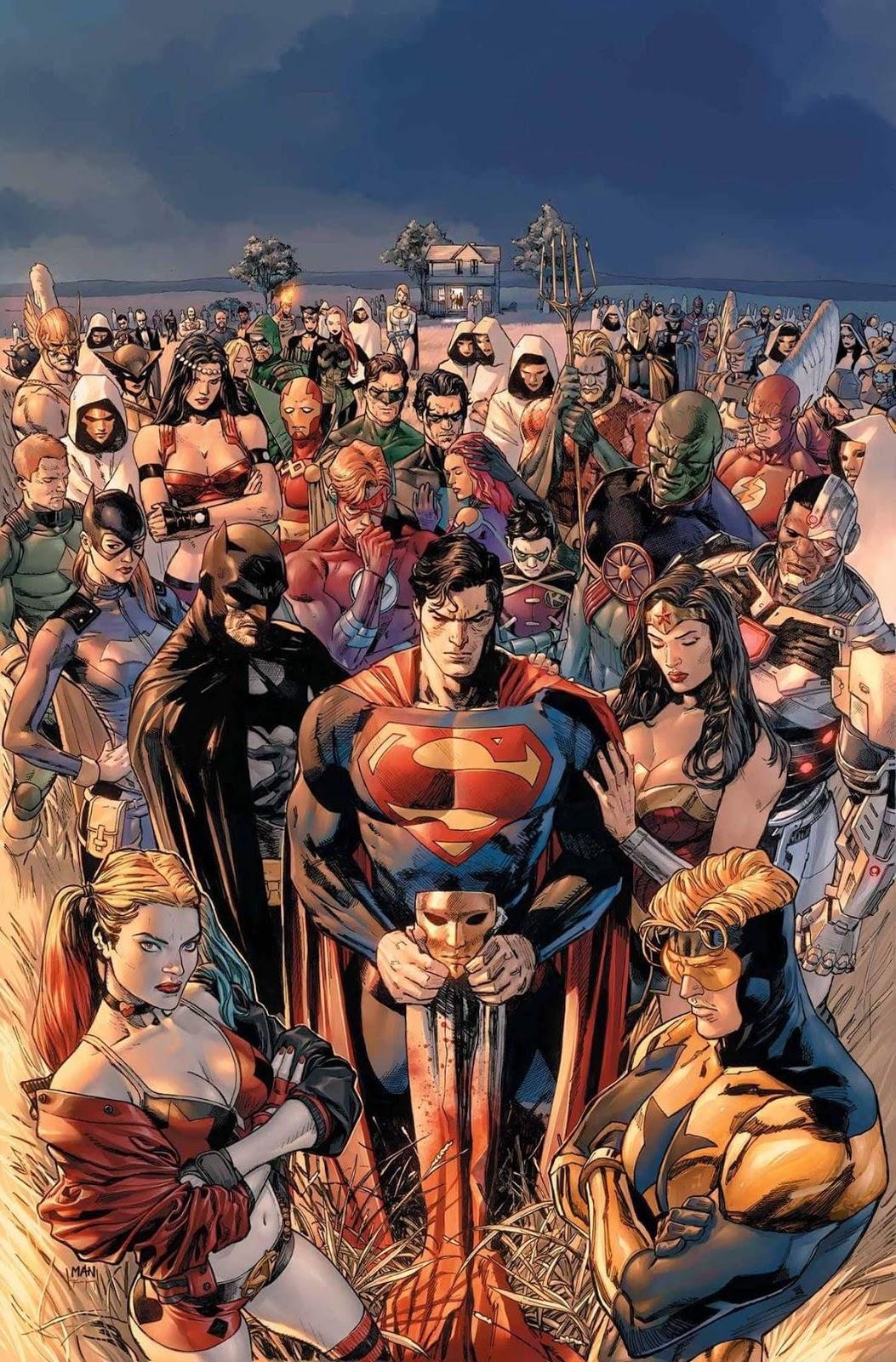 Justice League | Liga da Justiça