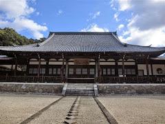 京都:萬福寺法堂