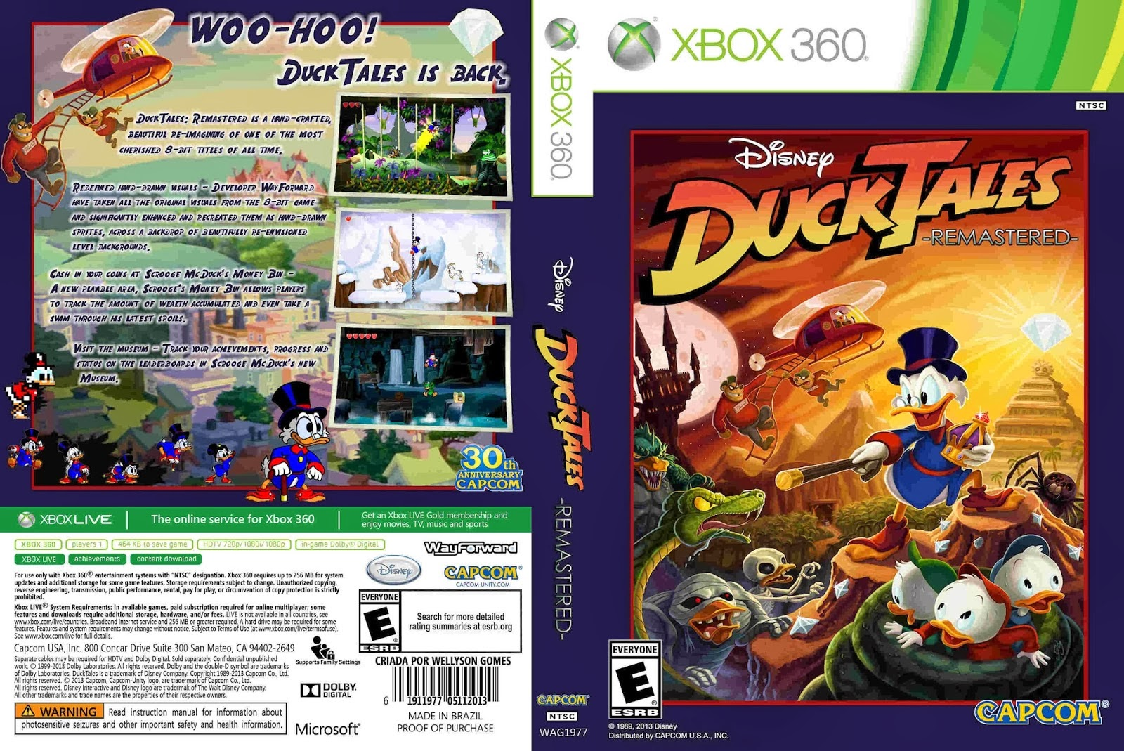 ducktales remastered torrent