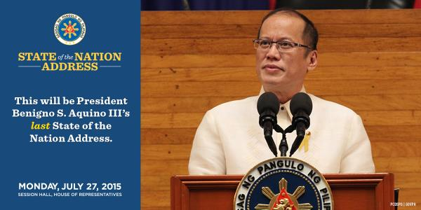 SONA 2015 Official Gazette comprehensive coverage