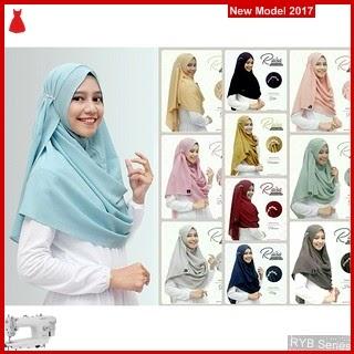 RYB079B Hijab Jilbab Cantik Instant Murah Raisa BMG Online Shop