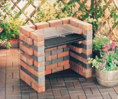 Brick Laminate Picture Grill Designs