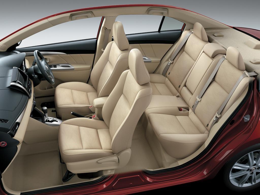 Spesifikasi Toyota Vios