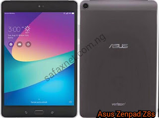Asus Zenpad Z8s ZT582KL Full Specifications And Price
