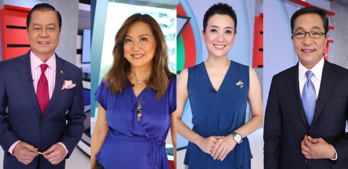 Most awarded news anchors of ABS-CBN Halalan 2019