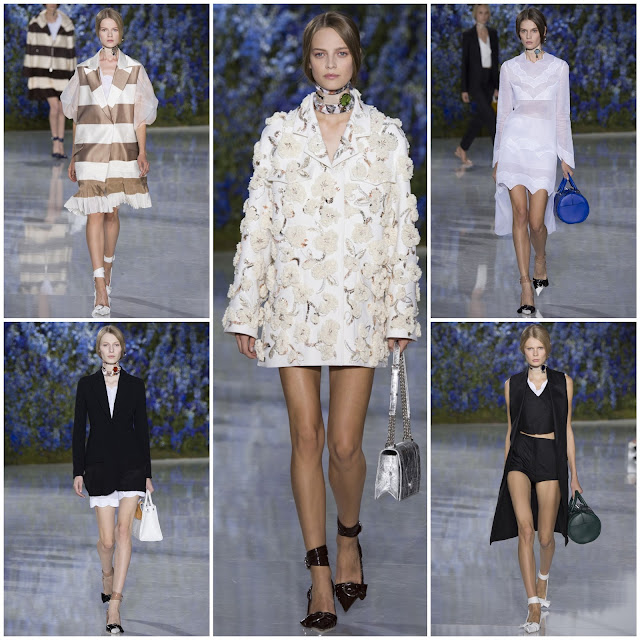 RUNWAY REPORT.....Paris Fashion Week: CHRISTIAN DIOR Spring/Summer 2016 Photos + Full Runway Video!