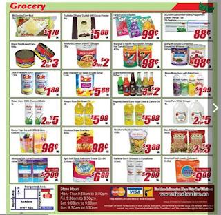 Fresh Value weekly Flyer July 21 – 27, 2017 - Summer Sale