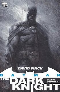 Review Batman The Dark Knight Golden Dawn Vol. 1 Volume One David Finch Paul Jenkins Jason Fabok Grant Morrison DC Comics Cover deluxe hardcover hc comic book