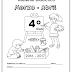 Material didáctico de apoyo para cuarto grado correspondiente al cuarto bimestre