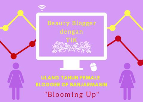 Beauty Blogger dengan Teknologi Infomatika dan Komunikasi