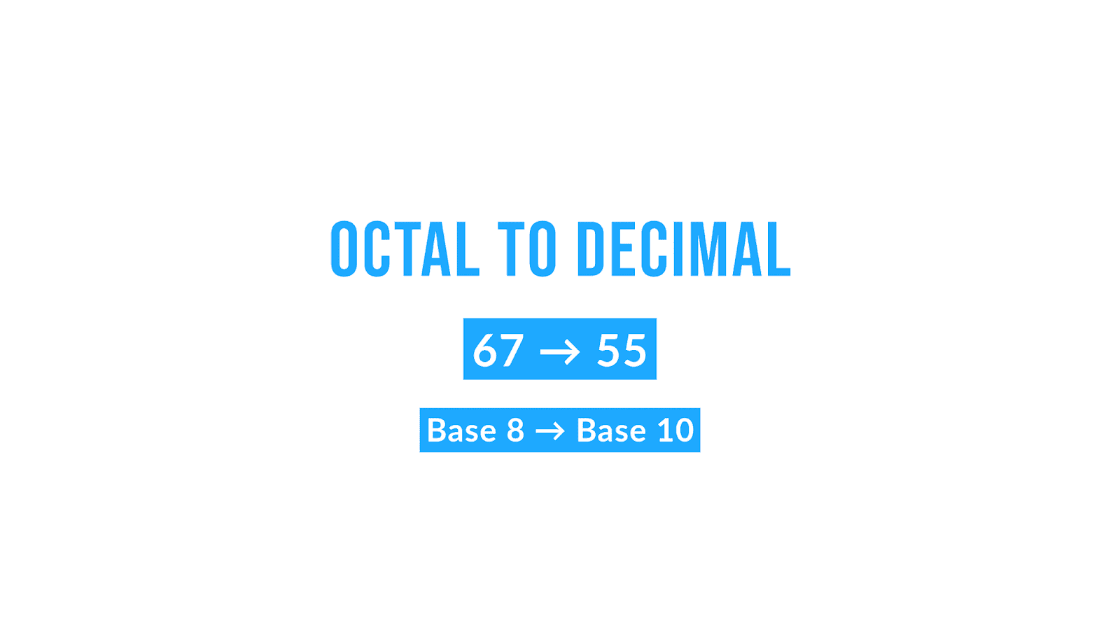 Output of C program code to convert octal to decimal