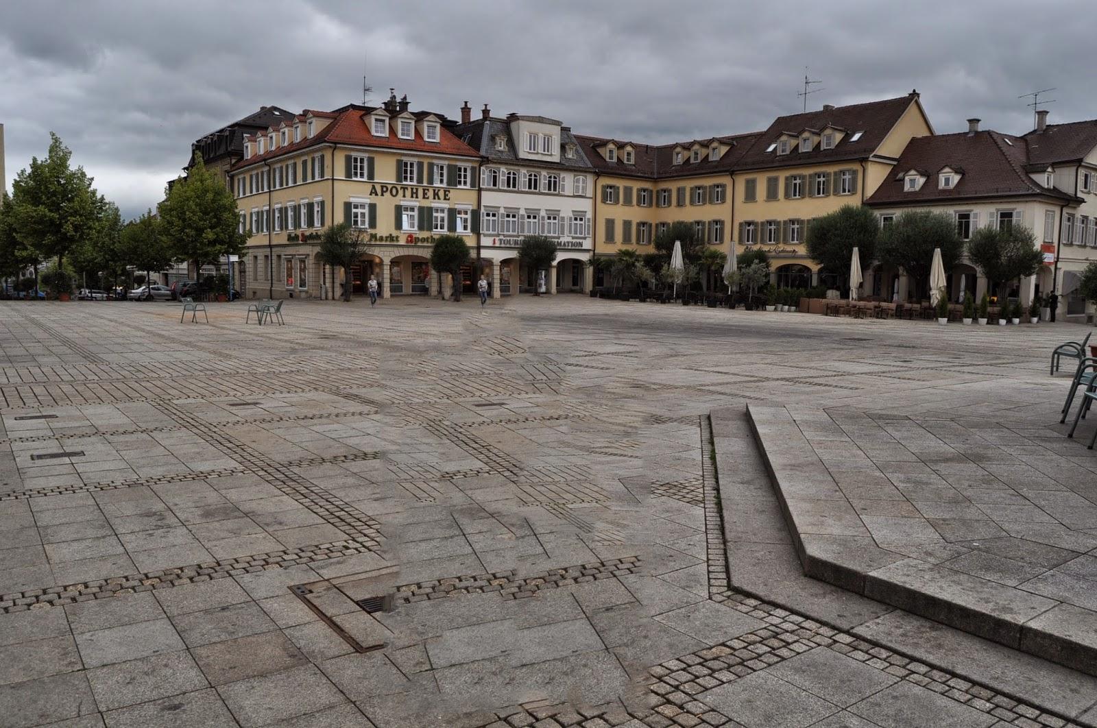 Foto de Plaza principal de Ludwigsburg