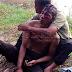 Cubaan Bunuh Komando, Tangan Digari Dengan Kaki Kiri
