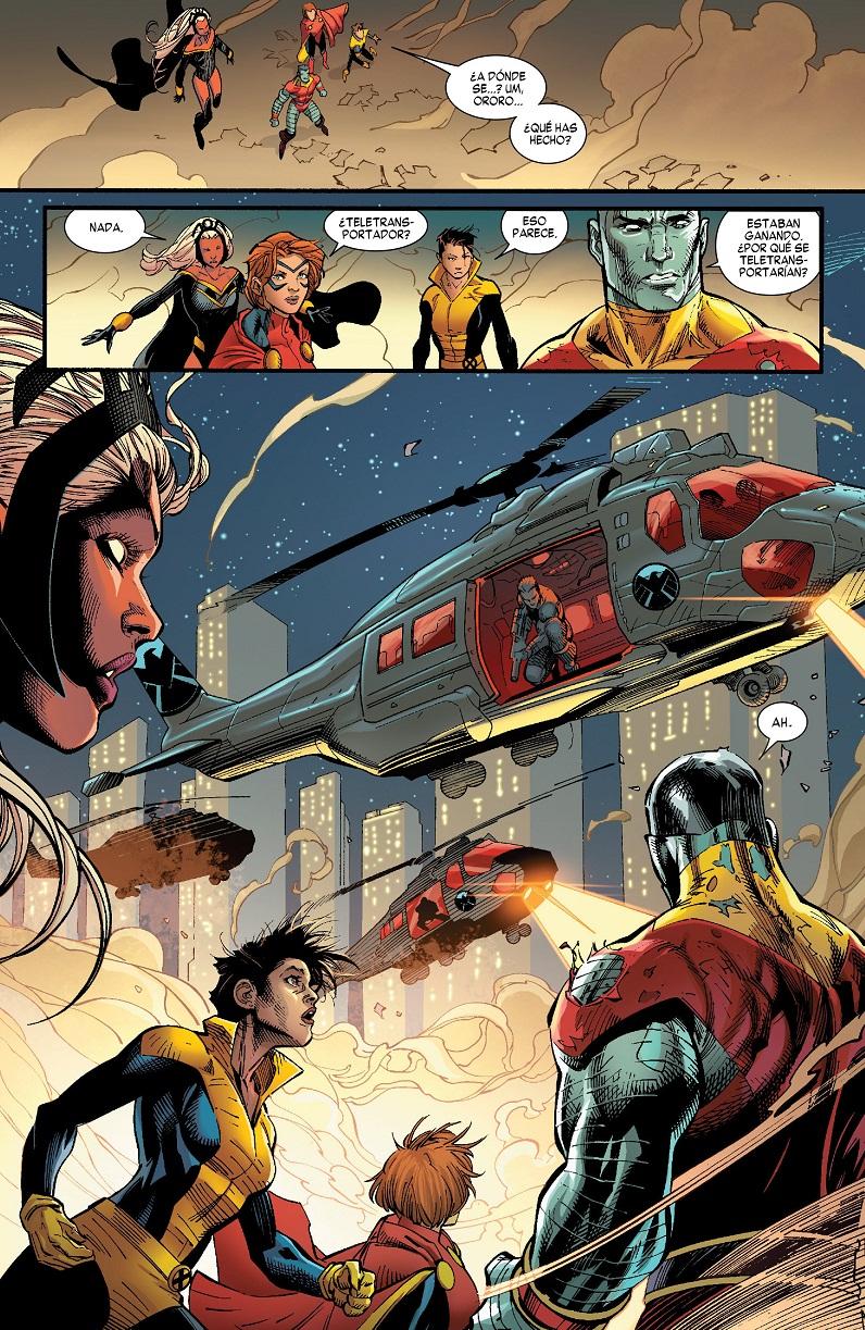 COMIC BOOK FAN AND LOVER: X-MEN GOLD: REGRESO A LO BÁSICO, PARTE 2 ...