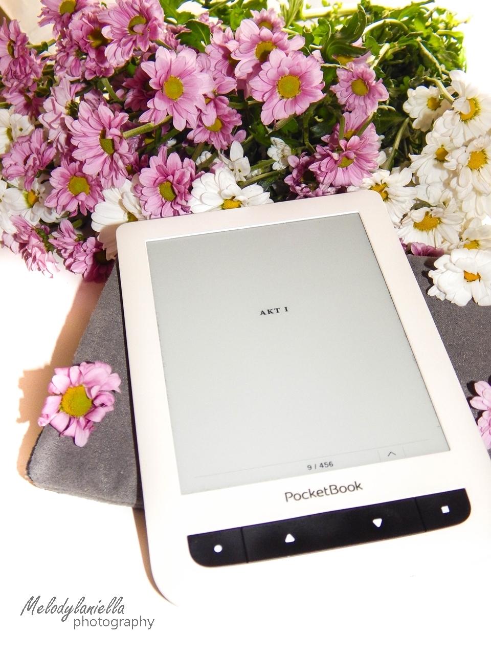 fobos czytnik ksiazka kawiaty melodylaniella wydawnictwo otwarte recenzja pocket book fobos