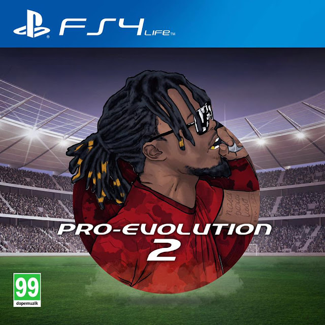 Prodígio Mixtape - Pro-Evolution2 (Hosted by NGA) [Download]